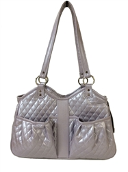 Metro   Lilac Quilted Luxe