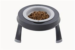 Small Single Elevated Pet Bowl by Dexas