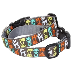 call of the wild bamboo dog collar