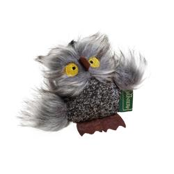 "Fluffy Owlet Cat Toy 2.75"" by HUNTER"