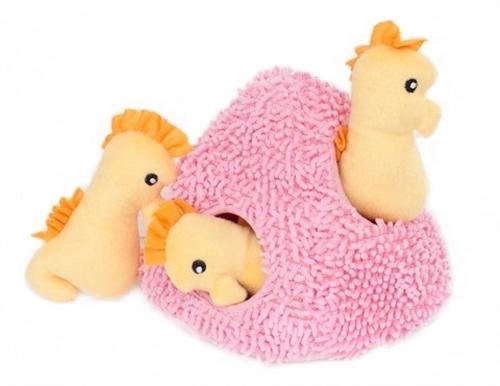 Zippy Burrows - Seahorse 'n Coral