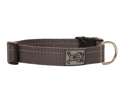 Primary Collars and Leads - Charcoal
