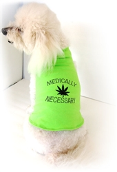 Medically Necessary Tank by Daisy and Lucy
