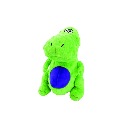 GoDog™ Just for Me T-Rex Green with Chew Guard
