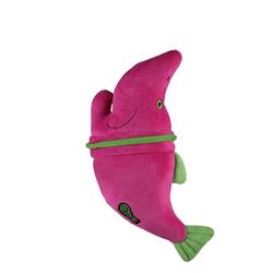 """GoDog™ RipZZZ Salmon with Chew Guard 12"""""""