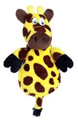 "Hear Doggy™ Flatties Giraffe with Chew Guard 12"""