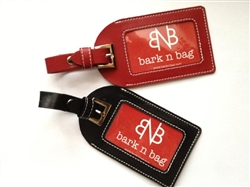 Luggage Tag 6 Assorted Colors