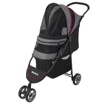 Regal™ Plus Grey Shadow Pet Stroller