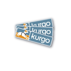 Kurgo Promotional Stickers