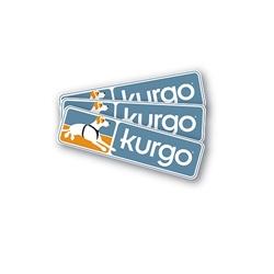 Kurgo Promotional Stickers