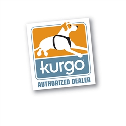 Kurgo Authorized Dealer Stickers