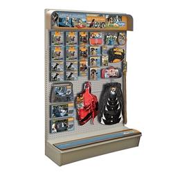 Inline Merchandising Display