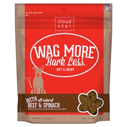 Original Soft & Chewy Treats with Beef & Spinach - 6 oz