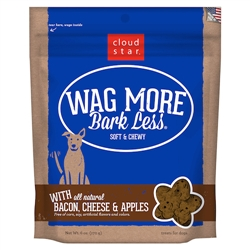 Original Soft & Chewy Treats with Bacon, Cheese, and Apples - 6 oz