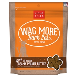 Original Soft & Chewy Treats with Creamy Peanut Butter - 6 oz