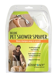 Deluxe Pet Shower Sprayer
