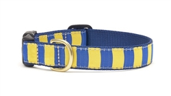 Blue Yellow Stripe