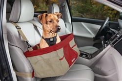 Rover Booster Seat-Heather Pattern