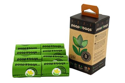 Orange Scented USDA Certified Biobased  8 Roll Packs - by the inner carton (8 pieces)