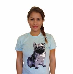 Women's Pug T-Shirt