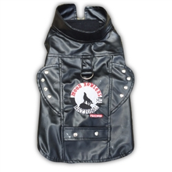 Biker Harness Vest - Moon Howlers