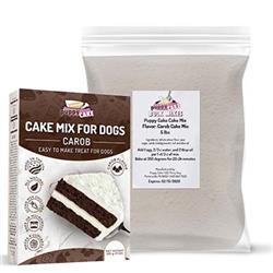 Bulk Cake Mix - Carob Flavored - 5 lbs