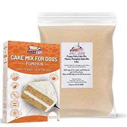 Bulk Cake Mix - Pumpkin Spice Flavored - 5 lbs