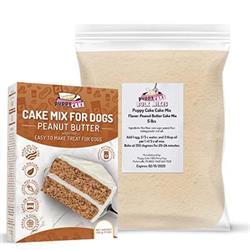Bulk Cake Mix - Peanut Butter Flavored - 5 lbs BULK