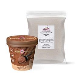 Bulk Ice Cream Mix - Puppy Scoops Ice Cream Mix: Carob 1 lb