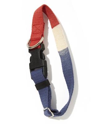 Dip-Dyed Collar