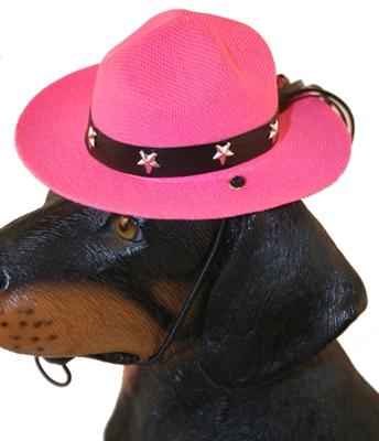 Drill Sergeant Hat Pink