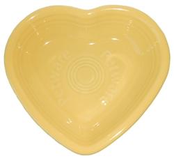 Fiesta Petware - Sunflower Heart Bowl - USA