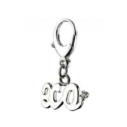 Hugs & Kisses Luxelite Charms