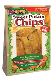 Sweet Potato CHIPS (8oz)