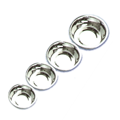 Standard Stainless Steel Feeding Bowls