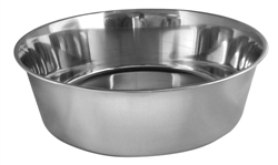 Heavy Standard Stainless Steel Food Bowl