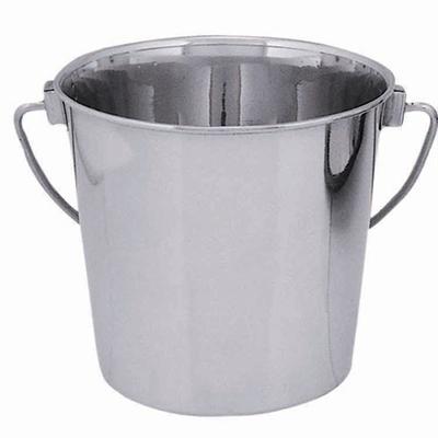 Stainless Steel Round Bucket
