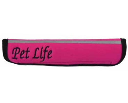 Pink Extreme-Neoprene Joint Protective Reflective Pet Sleeves