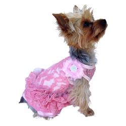 Pink Garden Party Tutu Dress