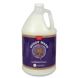 Buddy Wash Shampoo, lavender & mint - 1 gallon