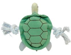 "9"" Little Tio Turtle Green"