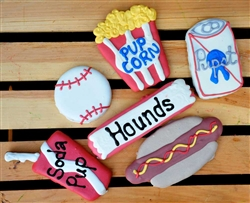 Take Me Out To The Ball Game Treat Collection