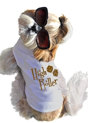 High Roller Doggie Tank Top