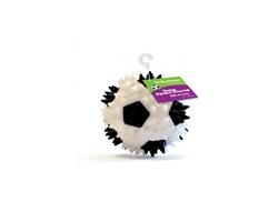 """Gnawsome Soccer Ball Dental Chew Toy - Medium 3.5"""""""