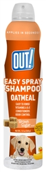 OUT! Oatmeal Spray Shampoo