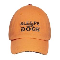 BARKOLOGY® SLEEPS WITH DOGS® - ORANGE