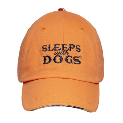 BARKOLOGY® SLEEPS WITH DOGS® - ORANGE