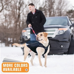 North Country Dog Coat with LED Safety Light