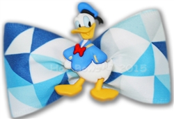 It's Donald, Tail Feathers and All