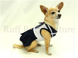 Star Spangled Sailor Dress by Ruff Ruff Couture®